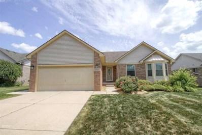 27127 Sparrow Ct., Chesterfield Twp, MI 48051 - MLS#: 31353580