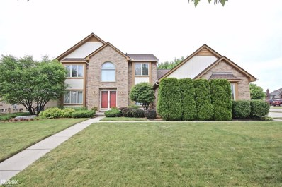 46585 Glen Eagle Dr, Shelby Twp, MI 48315 - MLS#: 31353686