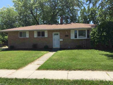 22266 E Schafer, Clinton Township, MI 48035 - MLS#: 31353730