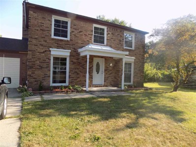 28164 Hendrie, Chesterfield Twp, MI 48047 - MLS#: 31353989