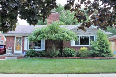 22412 Red Maple Lane, Saint Clair Shores, MI 48080 - MLS#: 31354082