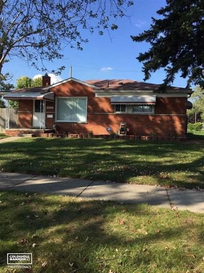 24831 Cottage, Warren, MI 48089 - MLS#: 31354293