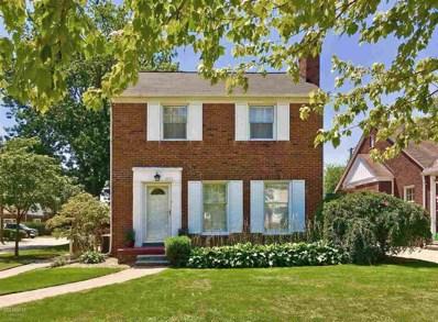 1953 Beaufait, Grosse Pointe Woods, MI 48236 - MLS#: 31354361