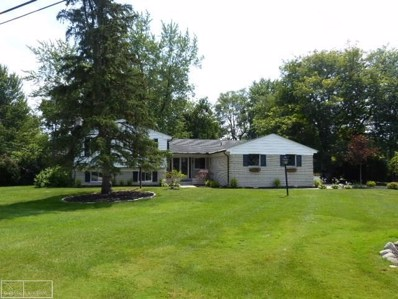 2310 Benedict, Shelby Twp, MI 48316 - MLS#: 31354901