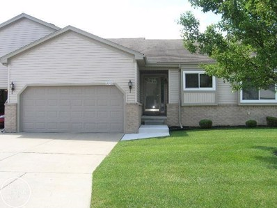 29272 Red Maple Dr, Chesterfield Twp, MI 48051 - MLS#: 31355043