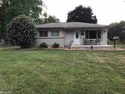23135 E Schafer, Clinton Township, MI 48035 - MLS#: 31355190