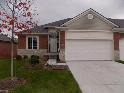 49106 Pond Place, Shelby Twp, MI 48315 - MLS#: 31355211