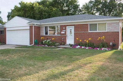 29343 Westbrook Ave, Warren, MI 48092 - MLS#: 31355285