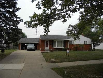 13985 Lyons, Livonia, MI 48154 - MLS#: 31355509