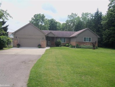 3045 Vincent Rd, Clyde, MI 48049 - MLS#: 31355535