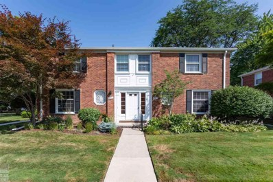 16919 Saint Paul St, Grosse Pointe, MI 48230 - MLS#: 31355593