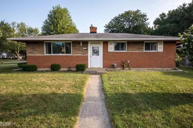 21511 N Nunneley, Clinton Township, MI 48036 - MLS#: 31355807