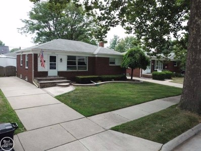 22506 Mylls, Saint Clair Shores, MI 48081 - MLS#: 31355986