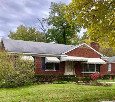 2212 Allard, Grosse Pointe Woods, MI 48236 - MLS#: 31356294