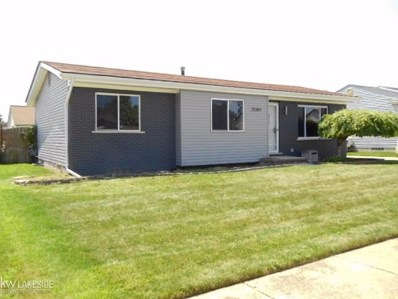 25384 Norvell St, Chesterfield, MI 48051 - MLS#: 31356349