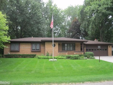 6060 Candler, Shelby Twp, MI 48316 - MLS#: 31356670