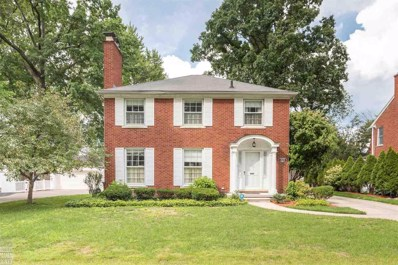 1828 Broadstone Rd, Grosse Pointe Woods, MI 48236 - MLS#: 31356679