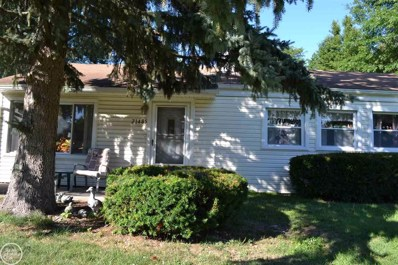 21485 Drexel, Clinton Township, MI 48036 - MLS#: 31356794