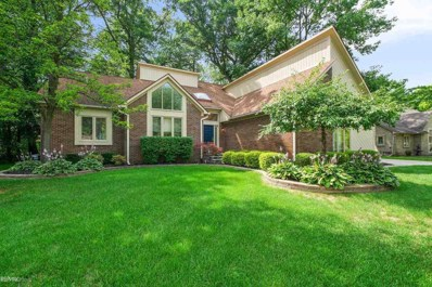 54231 Shady Lane, Shelby Twp, MI 48315 - MLS#: 31356813