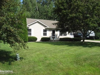 408 Walnut, East China, MI 48054 - MLS#: 31356879
