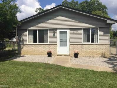 20441 Williamson St, Clinton Township, MI 48035 - MLS#: 31357170