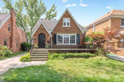 409 Calvin Ave, Grosse Pointe Farms, MI 48236 - MLS#: 31357579
