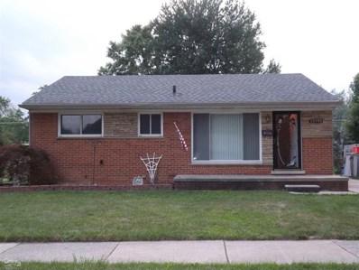 25755 Patricia Ave, Warren, MI 48091 - MLS#: 31357653