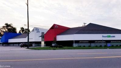 273 N Groesbeck, Mount Clemens, MI 48043 - MLS#: 31357784