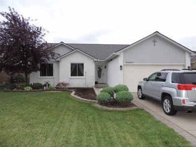 25458 Noble, Chesterfield, MI 48051 - MLS#: 31357825