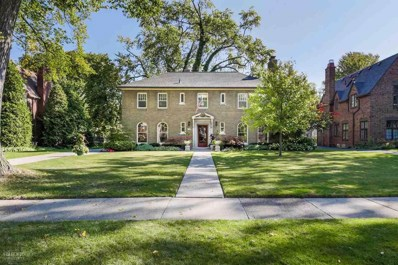 1336 Berkshire Rd, Grosse Pointe Park, MI 48230 - MLS#: 31357913
