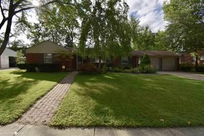 1224 Elford Ct, Grosse Pointe Woods, MI 48236 - MLS#: 31357924
