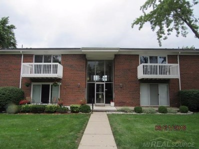 42755 Sheldon Place UNIT 114, Clinton Township, MI 48038 - MLS#: 31358010