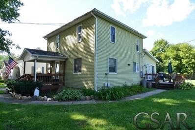 608 Courtland, Durand, MI 48429 - MLS#: 31358069