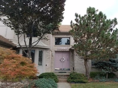 43194 Gina Dr, Sterling Heights, MI 48314 - MLS#: 31358171