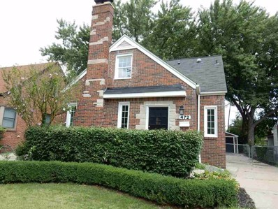 472 Belanger, Grosse Pointe Farms, MI 48236 - MLS#: 31358598