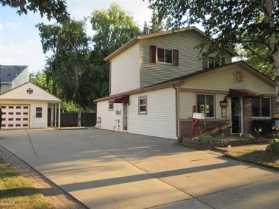 22640 Hoffman, Saint Clair Shores, MI 48082 - MLS#: 31358641