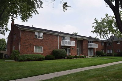 42755 Sheldon UNIT 113, Clinton Township, MI 48038 - MLS#: 31358707