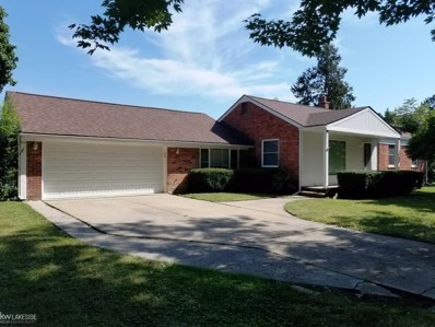 21181 Hale, Clinton Township, MI 48036 - MLS#: 31358769