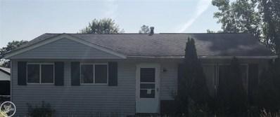 1671 Zarieda, Ortonville, MI 48462 - MLS#: 31359198