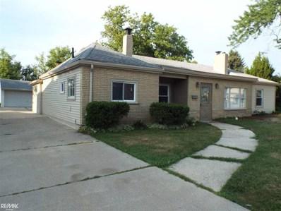 20820 Maple Street, Saint Clair Shores, MI 48081 - MLS#: 31359574