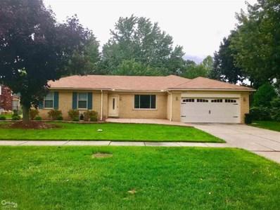 16046 Terra Bella, Clinton Township, MI 48038 - MLS#: 31359666