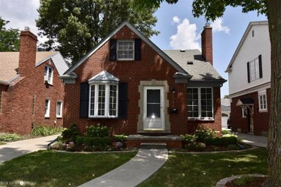 2072 Lennon St, Grosse Pointe Woods, MI 48236 - MLS#: 31359678