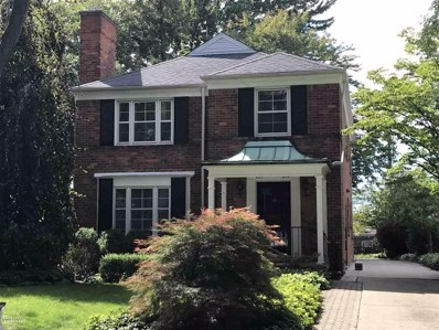 593 Neff, Grosse Pointe, MI 48230 - MLS#: 31359804
