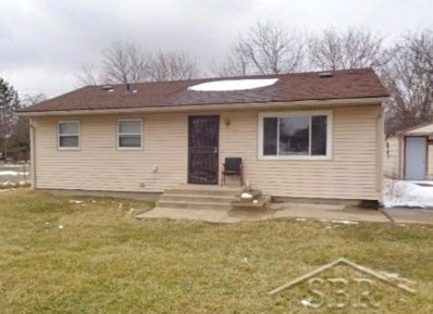 541 S 25th, Saginaw, MI 48601 - MLS#: 31359971