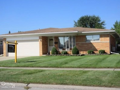 35423 Malibu Dr, Sterling Heights, MI 48312 - MLS#: 31359994
