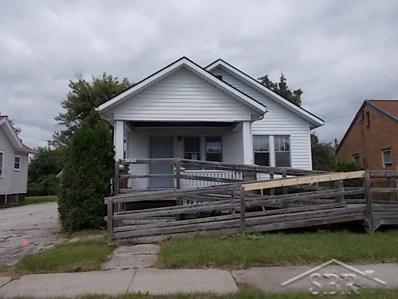 1313 Lamson St, Saginaw, MI 48601 - MLS#: 31360011