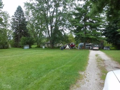 4615 W Water, Smiths Creek, MI 48074 - MLS#: 31360050