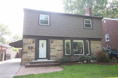 1725 Newcastle, Grosse Pointe Woods, MI 48236 - MLS#: 31360314