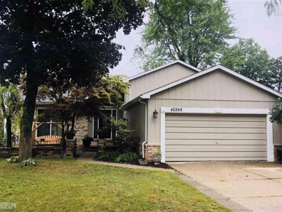 42268 Sycamore, Sterling Heights, MI 48313 - MLS#: 31360553