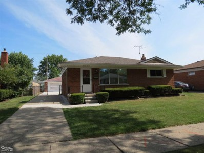 1577 Beverly Ave, Madison Heights, MI 48071 - MLS#: 31360736